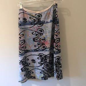 Charlotte Tarantola Patterned Skirt